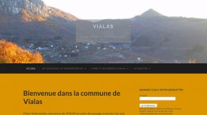 site web vialas